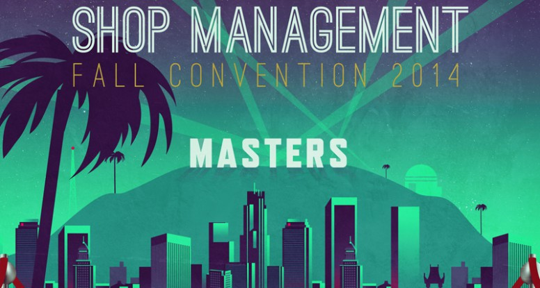 MS! Masters of Shop Management Convention